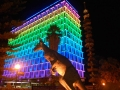City of Perth Council House Exterior Lighting Installation