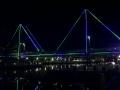 Trafalgar Bridge Lighting Installation - City of Perth