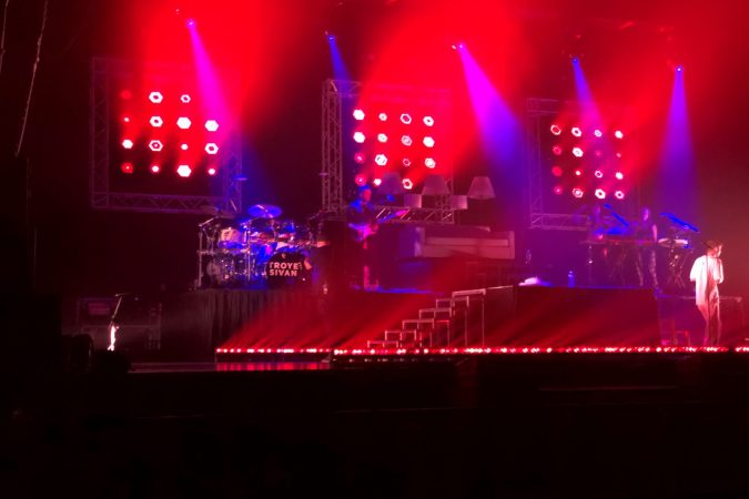 Troye Sivan 2019 Tour, Perth